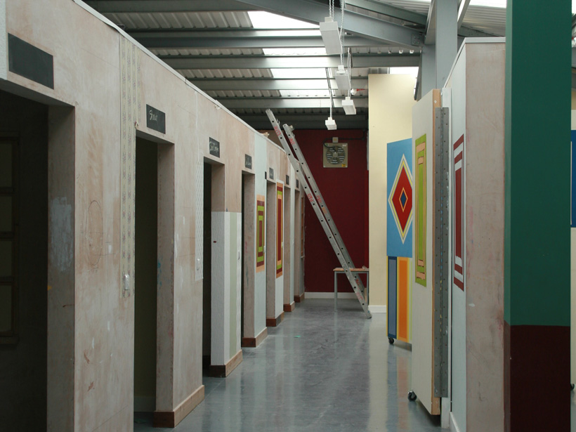 New Build Painting and Decorating Training Centre