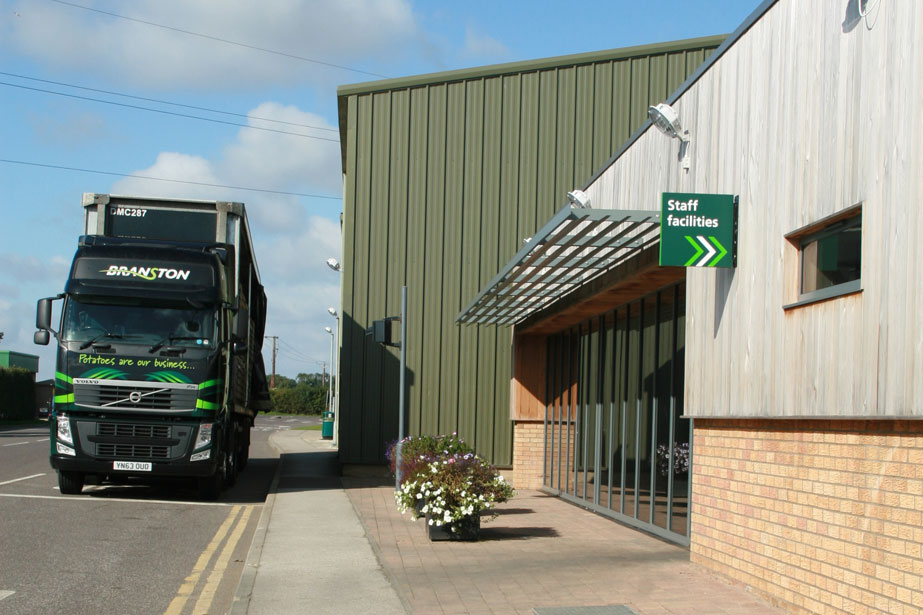 Branston Staff Welfare Facilities