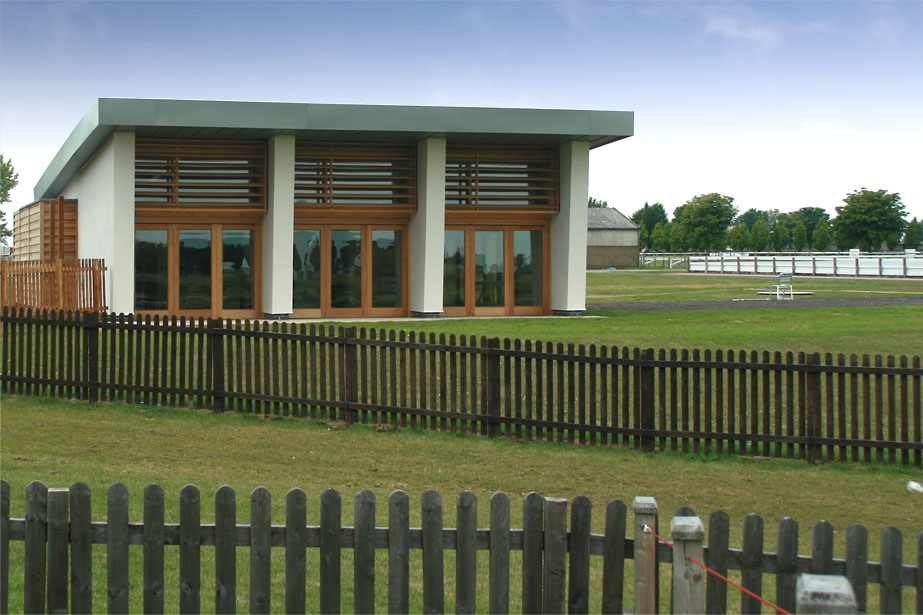 Members Pavilion, Lincolnshire Showground