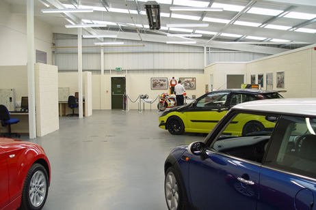 Motor Diagnostics Centre